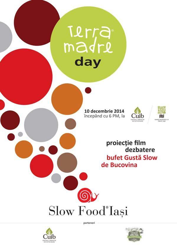 Terra Madre Day – Gustă Slow de Bucovina