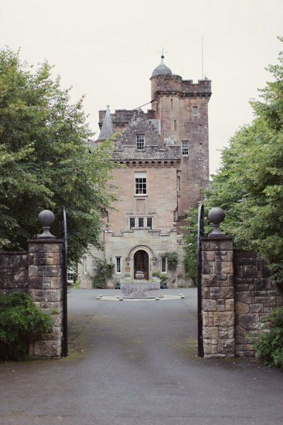 Relais & Châteaux Glenapp #Castle, Ballantrae, Scotland.
