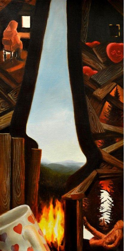 Klara Sedlo >> new work available on www.artbanana.com