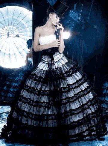 Vestito da sposa Giorgio Armani