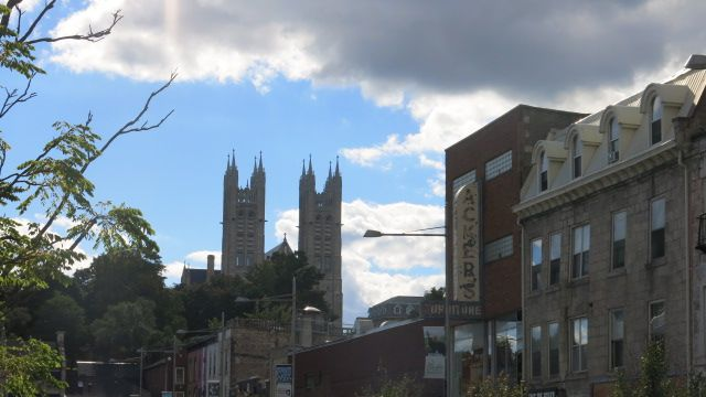 Downtown #Guelph Photography