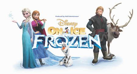 'Disney On Ice presents Frozen' giveaway – Hip Little One
