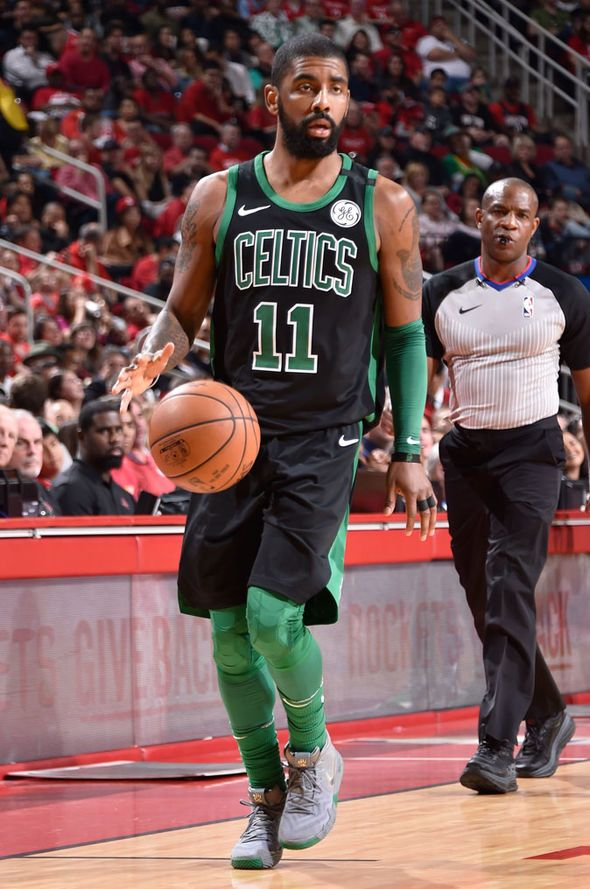 ef36137ce2e NBA news  Kyrie Irving says the Boston Celtics can beat the Golden State  Warriors in the NBA Finals