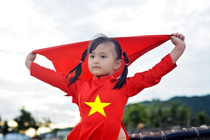 Vietnam Flag  #Travel #Vietnam