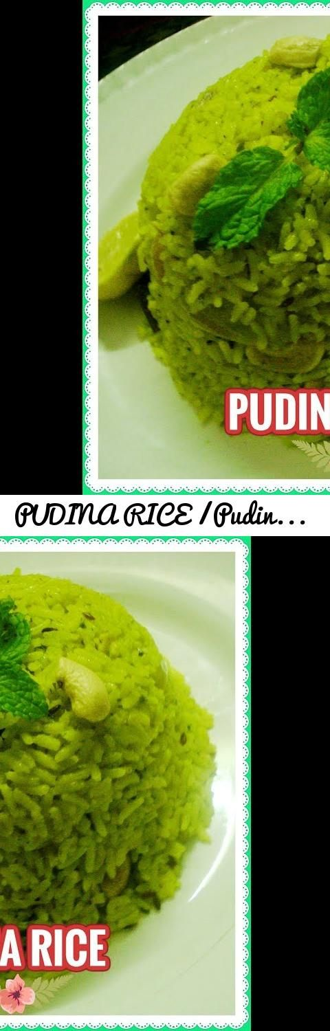 Die besten 25 recipes with rice in telugu ideen auf pinterest pudina rice pudina pulao recipe in telugumint rice south indian variety rice recipe tags telugu vantalu tasty and spicy forumfinder Images