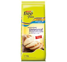 SPAR free from<br>Backmischung universal