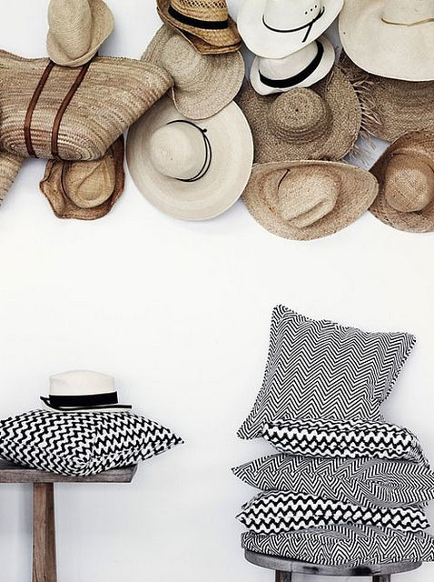 textures with black and white