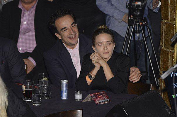 Мэри-Кейт Олсен рассказала о браке с Оливье Саркози и замужней жизни