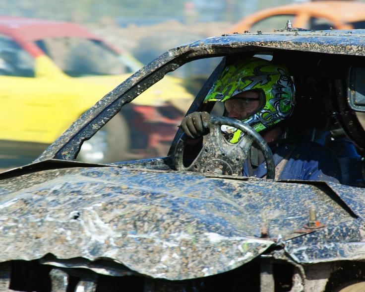 banger car racing