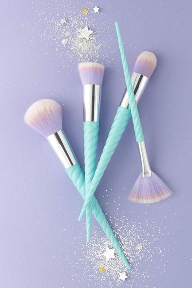 Primark has launched unicorn makeup brushes - and we're seeing rainbows!