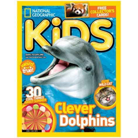 National Geographic Kids Magazine subscription giveaway
