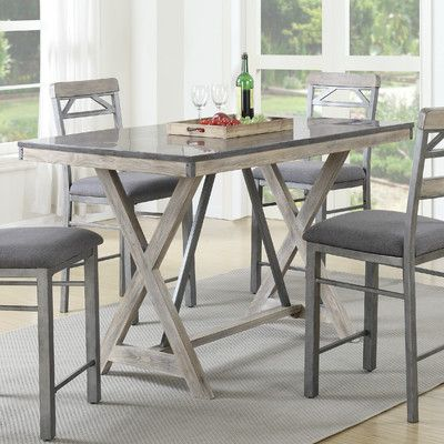 1000 ideas about counter height table sets on pinterest for Ridgley dining room set