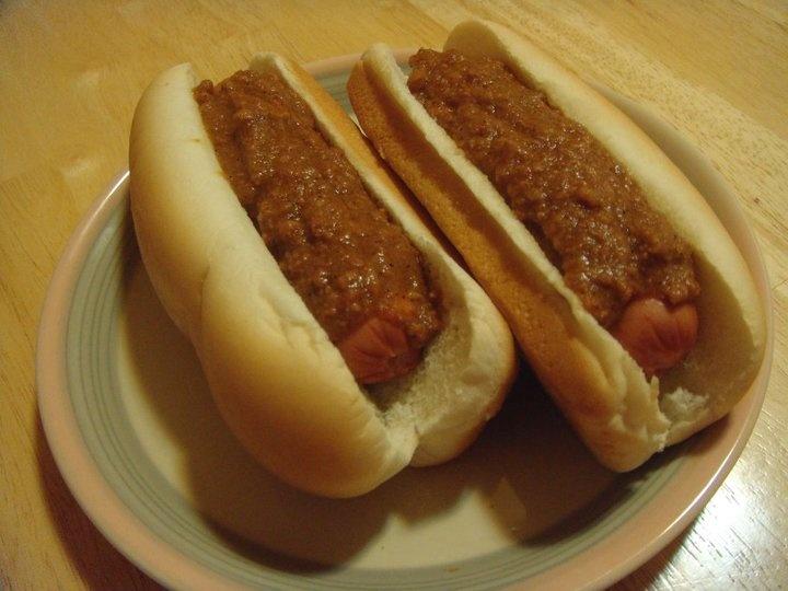 Tvp Hot Dog Chili
