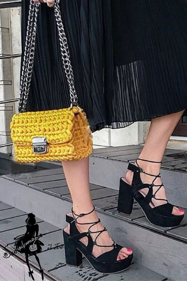 Yellow Lifestyle Crossbody Clutch Bag   Winter 2017 Top Fashion Handbags   Yellow Fashion