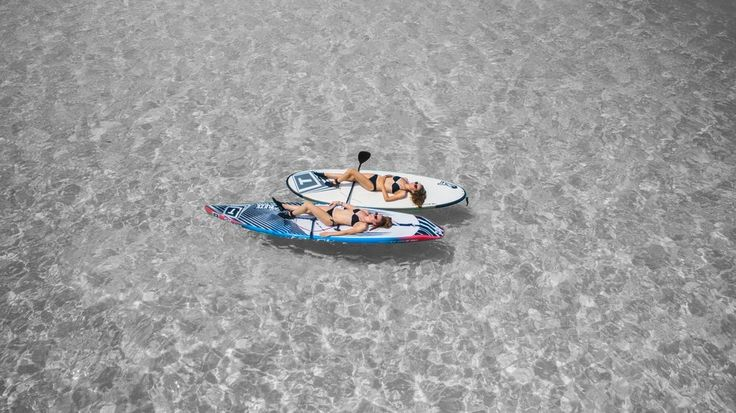 Paddleboard, SUP, Stand Up Paddleboard, Lounging, Phiinom