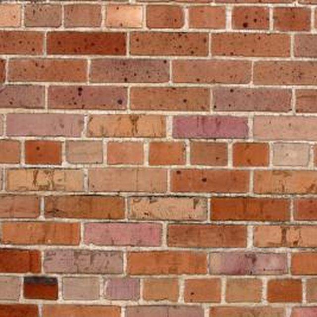 Natural Ways To Clean Brick Walls The O 39 Jays Seals And Natural