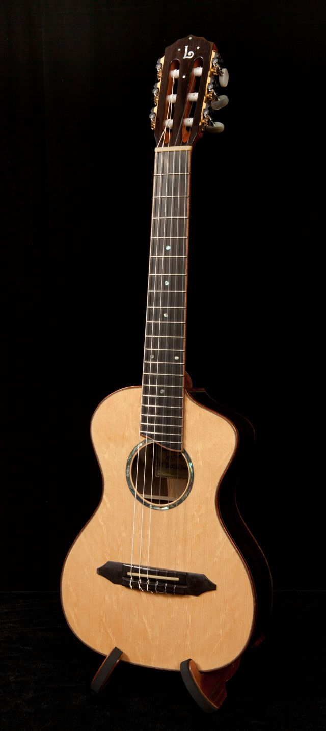 117 best musical being images on pinterest books guitars and board custom 6 string ukulele a gukulele form nc luthier jay lichty of lichty guitars hexwebz Gallery