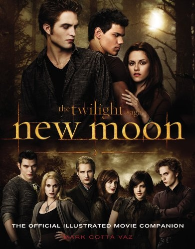 Bestseller books online The Twilight Saga: New Moon--The Official Illustrated Movie Companion Mark Cotta Vaz  http://www.ebooknetworking.net/books_detail-0316075809.html