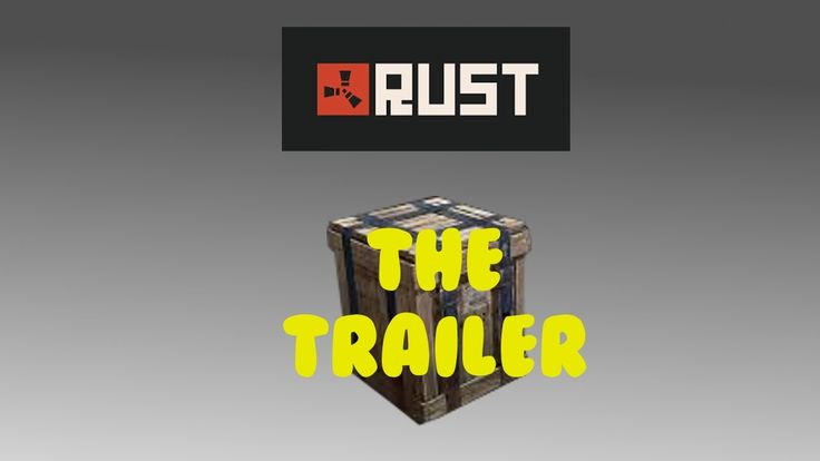 LIVING OFF THE LOOT (TRAILER) - RUST SOLO SURVIVAL http://www.buzzblend.com