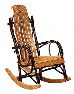 youth amish hickory rocking chair childsrockingchair chairs in rh pinterest com Early American Antique Rocking Chairs Amish Mission Rocking Chair