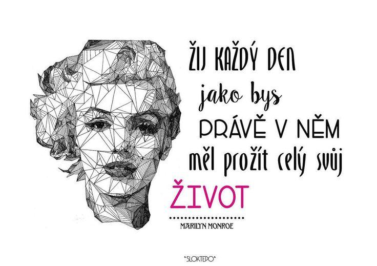 Každý den je jen jednou za život! Proto každý den žijte naplno☕ #sloktepo #motivacni #hrnky #milujuho #kafe #citaty #zivot #mujzivot #motivace #mojevolba #pozitivnimysleni #dobranalada #stesti #rodina #laska #domov #dokonalost #darek #denmatek #czechboy #czech #czechgirl #prague