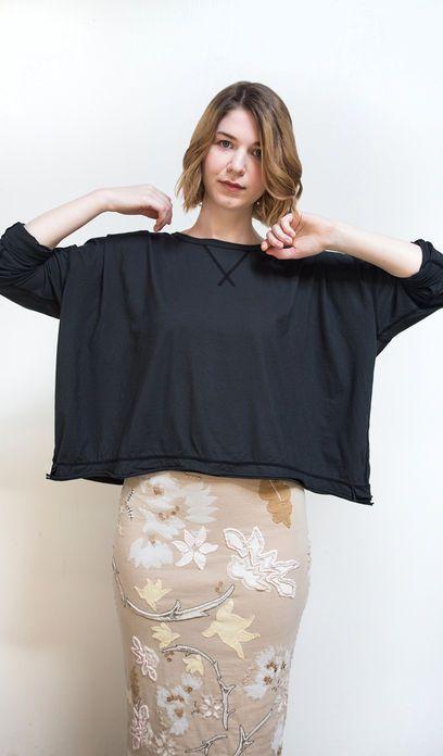 Alabama Chanin---that skirt