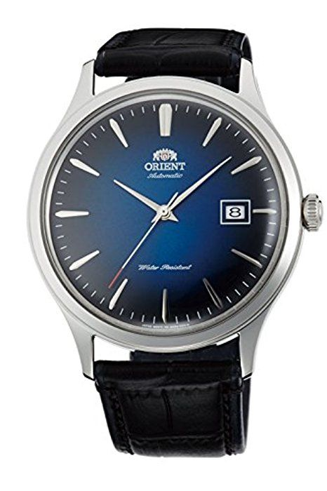 Amazon | [オリエント]ORIENT 腕時計 自動巻 オートマチック 海外モデル 国内メーカー保証付き カジュアルクラシック ブルー SAC08004D0 | ORIENT(オリエント時計) | 腕時計