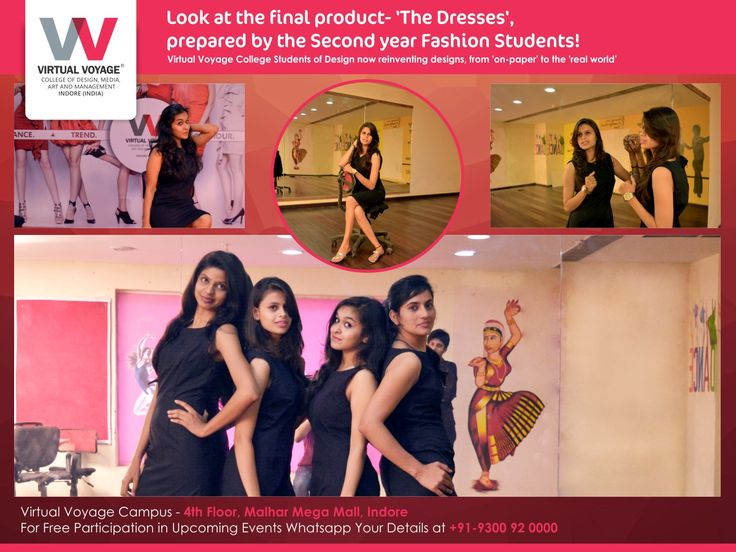 Now the designs by 2 yr students are set for Ramp- See for your Self & Join the Journey..