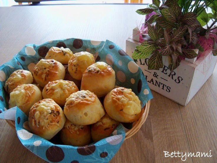 Kovászos krumplis pogácsa | Betty hobbi konyhája