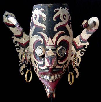 Kenyah mask