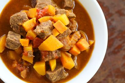 This post is sponsored by the Paleo Recipe Generator, which features over 700 Paleo recipes personalized to meet your unique needs. This Argentinean style beef stew is unique in that it contains a …