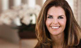 Maria Shriver...the only dumb move she made is marrying Arnold.  Fabulous mother, daughter and journalist!
