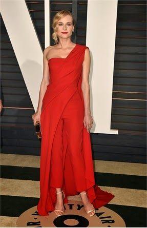 Oscar 2015: il tappeto rosso e il party