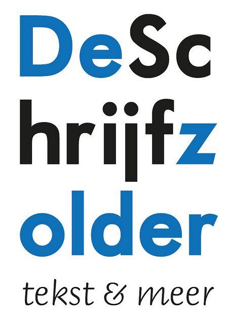 Hopontwerp: logo De Schrijfzolder