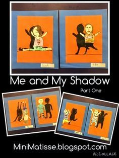 Mini Matisse: Me and My Shadow-- Part One
