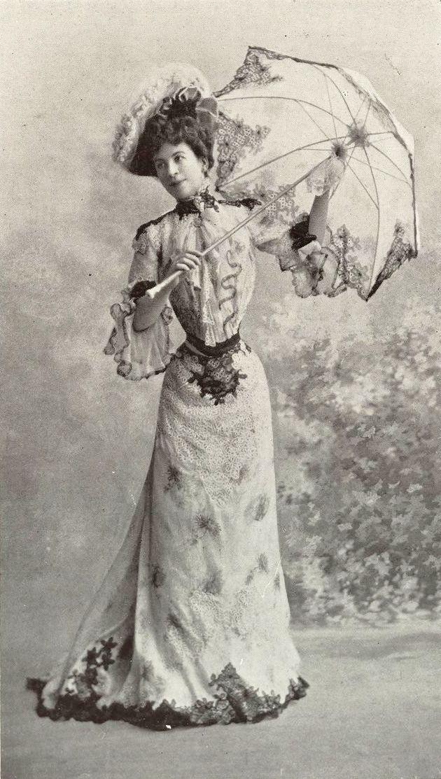1901 Les Modes de Paris