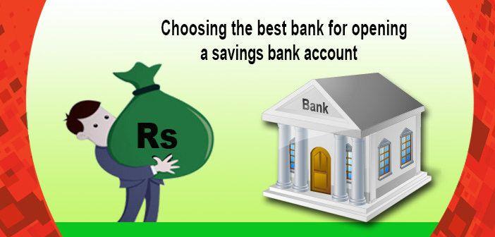 https://flic.kr/p/H1AnUg | Choosing the best bank for opening a savings bank account | www.moneydial.com/choosing-the-best-bank-for-opening-a-sa...