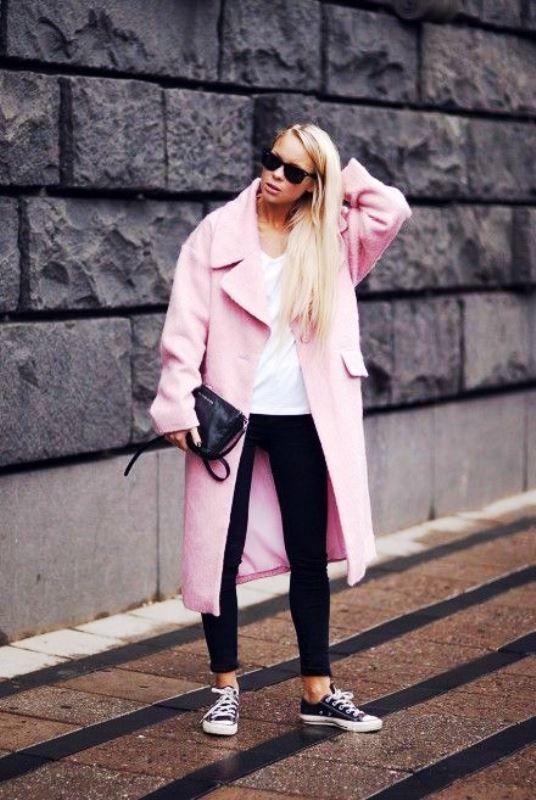 20 best Oversized light pink coat images on Pinterest | Pink coats ...