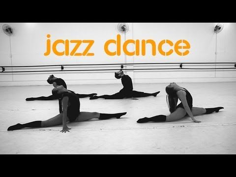 Four Elements of Jazz Dancing : Jazz Dance & More - YouTube