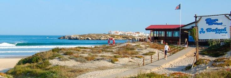 Baleal Surf Camp Peniche Portugal