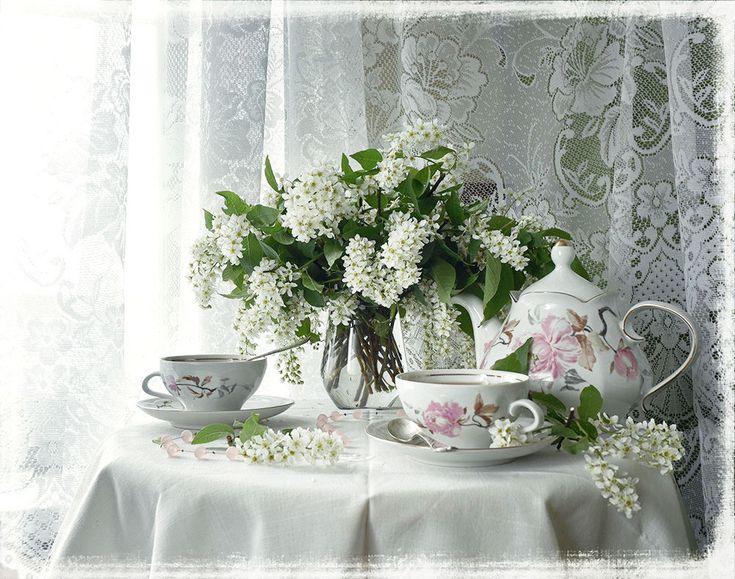 Lyalya Ryumina Чай с ароматом черемухи