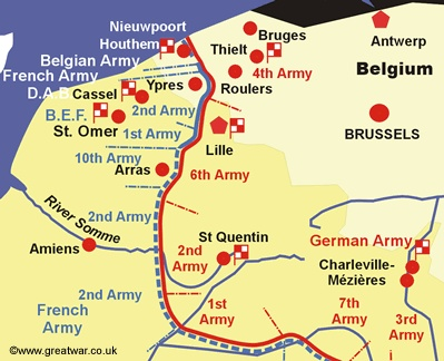 24 best WWI images on Pinterest World war one, Wwi and Cards - best of world war 1 map black and white
