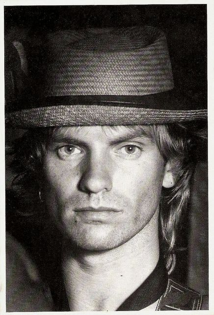 "Sting by Truus  This is when they filmed the video for ""Every Little Thing She Does Is Magic""."