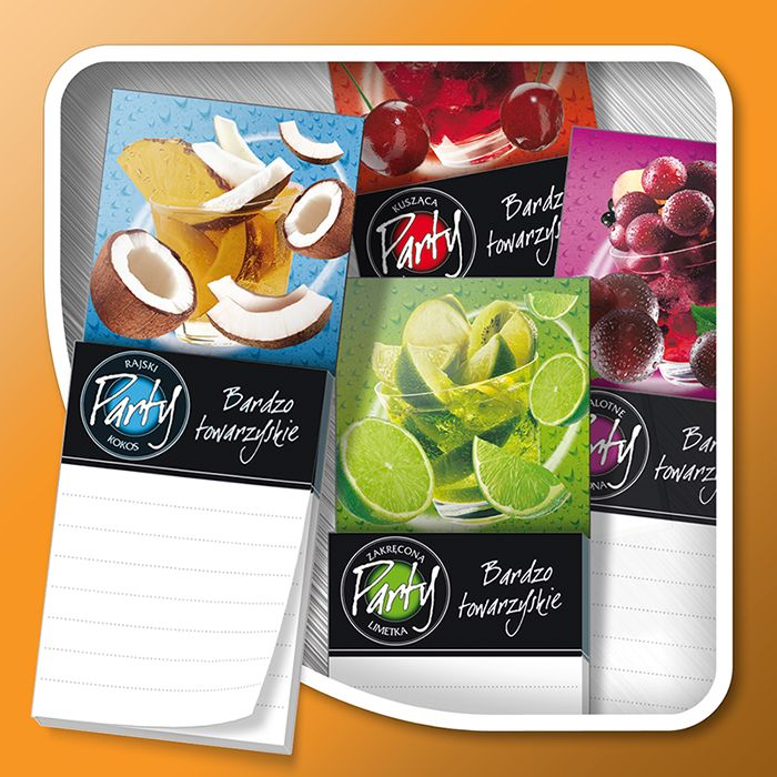 Notepads (3D effect)
