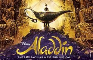 Disney's Aladdin tickets - tickets for Disney's Aladdin at Prince Edward Theatre, London