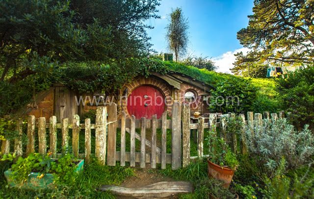 Nina Beilby Photography - Sydney, Australia: Hobbiton Movie Set Tour - A Definite New Zealand M...