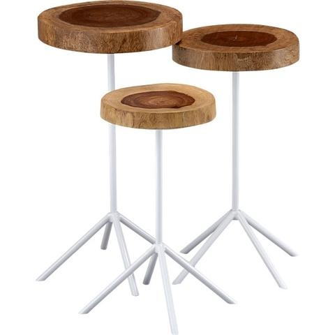 Funky Hall Tables