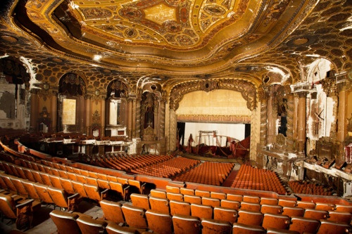Loew's Kings Theatre, Brooklyn, New York: Set to reopen in 2014
