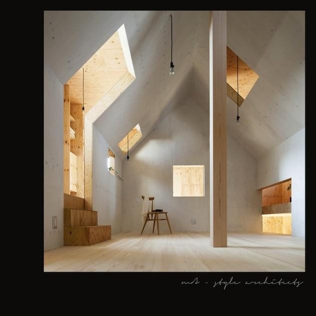 MA Style: Ant House MA Style: Ant House U0027ant Houseu0027 By MA Style Architects,  Omaezaki City, Shizuoka, Japan Image © Kai Nakamura All Images Courtesy Of  ...