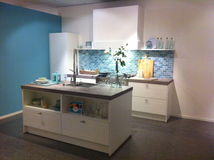 ... over Keuken op Pinterest  Zwarte keukens, Eilanden en Schoonheid mode